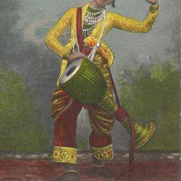 Aye Sein - Postcard by A.D. Ajuha